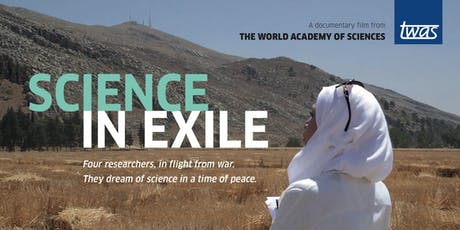Science in Exile tickets