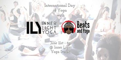 International Day of Yoga Donation Class