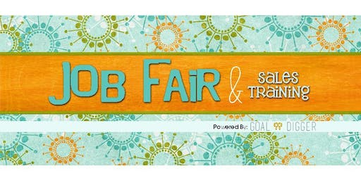 Dental Job Fair and Sales Training