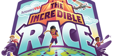 First Baptist Church - Vacation Bible School - The Incredible Race tickets