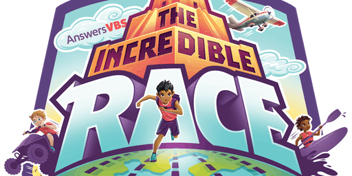 First Baptist Church - Vacation Bible School - The Incredible Race