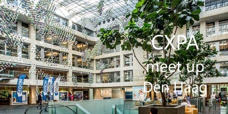 Meet up Dutch CXPA network at Aegon in Den Haag tickets
