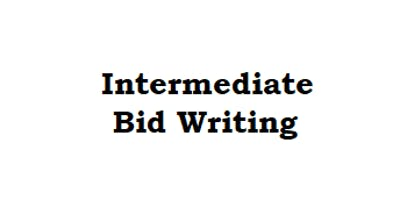 Intermediate Bid Writing