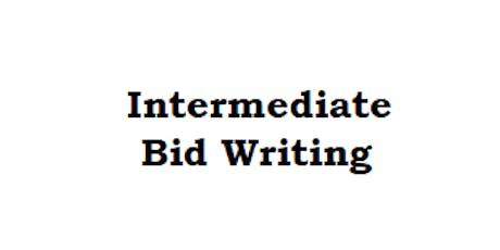Intermediate Bid Writing tickets