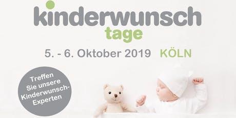 Kinderwunsch Tage Köln Tickets