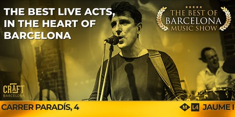 The Best of Barcelona - Free music concerts entradas