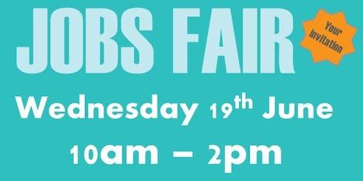 Armley Community Hub: Jobs Fair