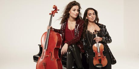 World Music Concert - The Ayoub Sisters Quartet and The Leo Twins  tickets