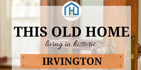 This Old House - Living in Historic Irvington tickets