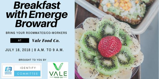 Breakfast with Emerge Broward