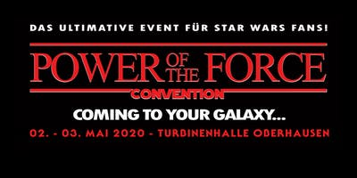 Power of the Force Convention 2020