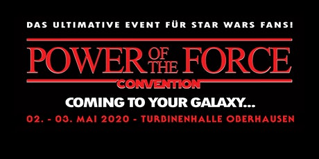 Power of the Force Convention 2020 Tickets