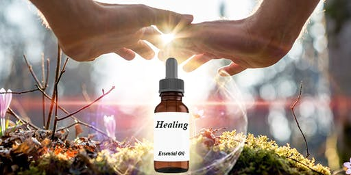 Healing Formulation With Essential Oils - BF1 Essential Oils
