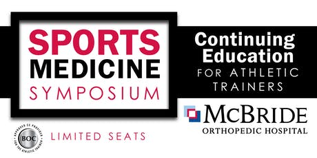 Sports Medicine Symposium tickets