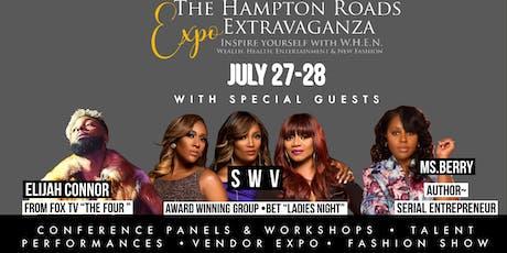 The Hampton Roads Expo Extravaganza  tickets