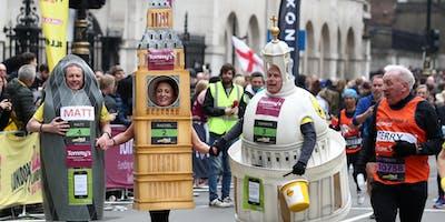 London Landmarks Half Marathon for KIDS Charity