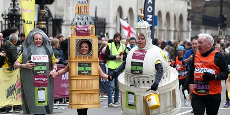 London Landmarks Half Marathon for KIDS Charity tickets