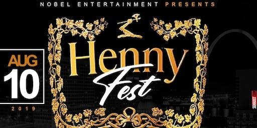 Hennyfest  STL