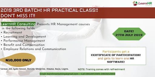 Human Resource Management Practical Class