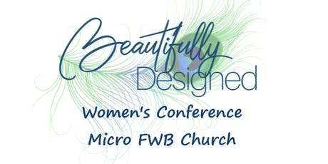 Beautifully Designed Women's Conference tickets