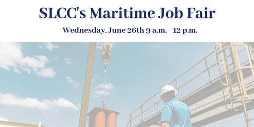 SLCC's Maritime Job Fair - Attendee Registration