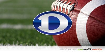 Decatur vs Springtown  Varsity Football