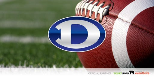 Decatur vs Glen Rose Varsity Football