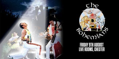 The Bohemians present... A Night Of Queen