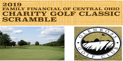2019 Family Financial CHARITY Golf Classic Scramble