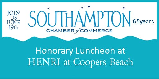 Honorary Luncheon at Coopers Beach