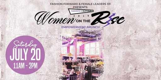 """Women On The Rise"" Networking Brunch"