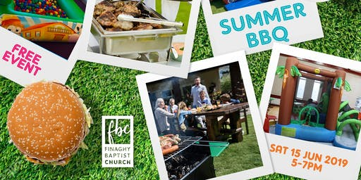 Summer BBQ - Free Family Event at FBC