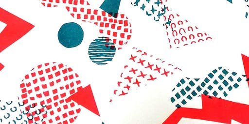 Risograph printing workshop: systems of measure