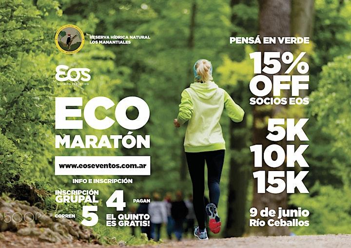 Imagen de Ecomaratón Eos