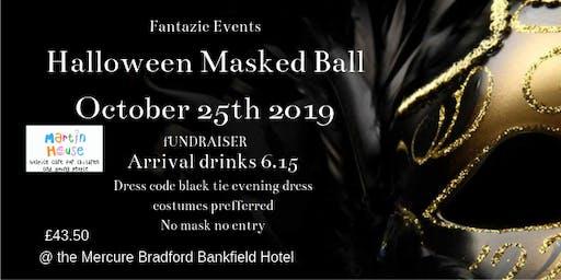 Halloween Masked Ball @ Mercure Bradford Bankfield Hotel October 25th 2019