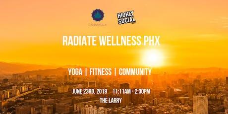 Radiate Wellness PHX. tickets