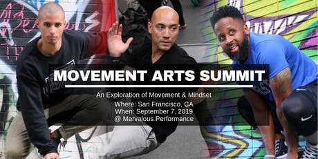 Movement Arts Summit (MAS) tickets