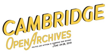 Cambridge Open Archives at the Cambridge Historical Society  tickets
