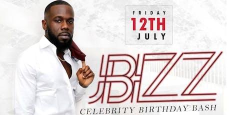 "Jbizz Celebrity Birthday Bash "" Rooftop Edition tickets"