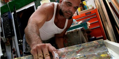 MOCA Makers | Screenprinting with Lazaro Amaral