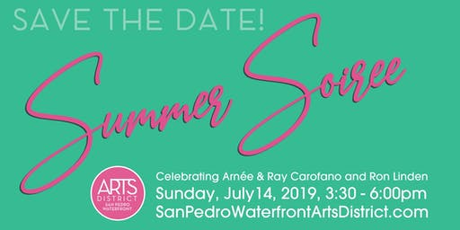 Summer Soiree and Art Sale