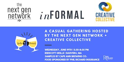 InFormal Social with Creative Collective & The Next Gen Network