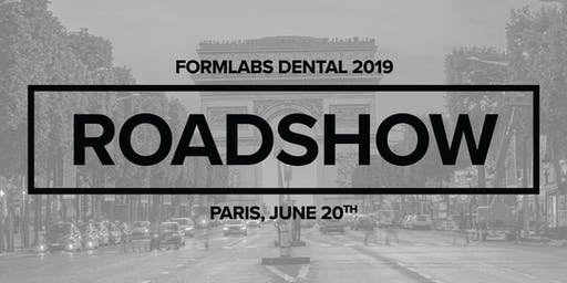 Roadshow Formlabs Dentaire Paris 2019