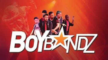 MenAlive: Boy Bandz