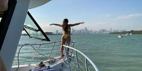 SUNSET BOAT PARTY in MIAMI tickets