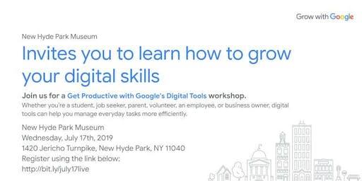 Google GYBO Livestream: Get Productive with Google's Digital Tools