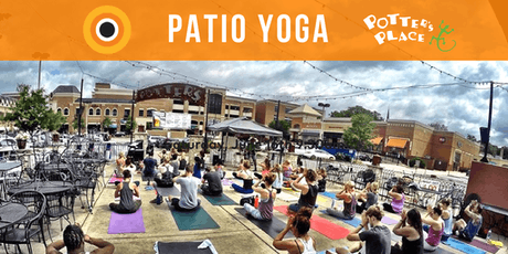 FREE Patio Yoga presented by CorePower Yoga Naperville tickets