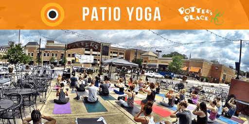 FREE Patio Yoga presented by CorePower Yoga Naperville