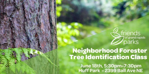 Neighborhood Forester Tree Identification Class