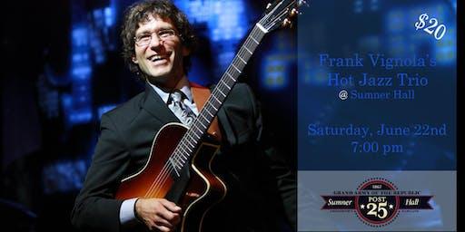 Acoustic Guitar Virtuoso, Frank Vignola